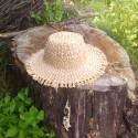 Bulrush Straw Hat type 1