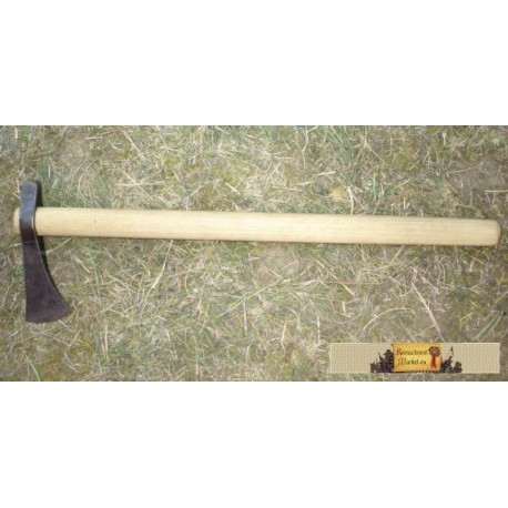 FORGED SLAVONIC AXE