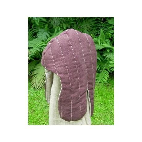 """Quilted hood """"early"""""""