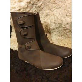 Hedeby high boots type 8