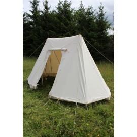 Large Soldier Tent - 3 x 6 m - cotton impregnated