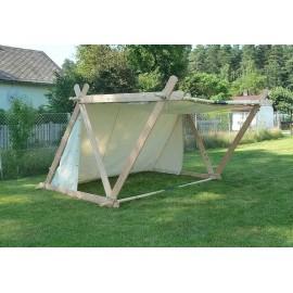 Viking Frame Tent with Market Frames