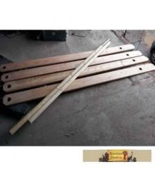 Viking Oseberg Tent wooden frames
