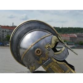 Vendel Helmet, early viking