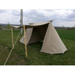Merchant Tent 3 x 7 m - linen