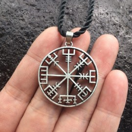 Vegvisir the Runic Compas