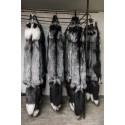Silver Fox Pelts - First Class Quality