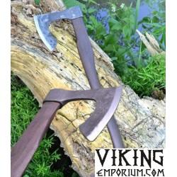 Beard Axe, hand forged