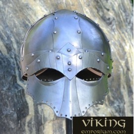 Viking helmet, matt