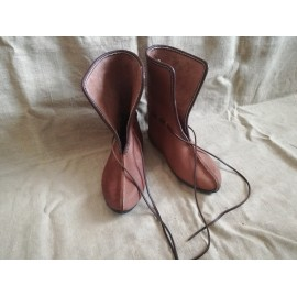 Shoes from Hedeby