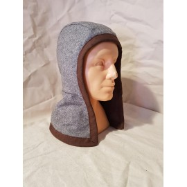 Early Medieval under helmet protection cap