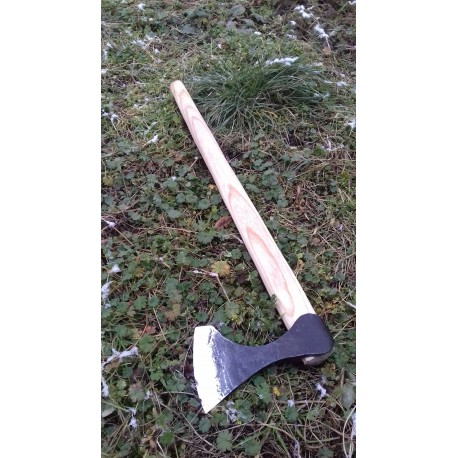 Medieval Axe Hand Forged
